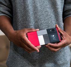 Meet Ara, the modular phone. Developer Edition Shipping Fall 2016.