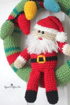 Crochet Christmas Wr