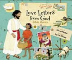 Wonderful review of Love Letters from God, by children's author Crystal Bowman!