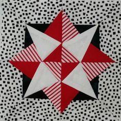 Block 87 – Shining Star – The Splendid Sampler™