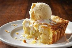 Matt Preston's Apple Pie / #Apple #Matt #Pie #Prestons Apple Pie Recipes, Apple Desserts, Sweet Recipes, Baking Recipes, Dessert Recipes, Apple Pies, Apple Strudel, Winter Desserts, Winter Recipes