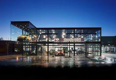 Jon Anderson Architecture - Sandia Mini