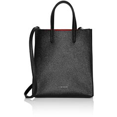 Givenchy Women's Open-Top Tote ($1,150) ❤ liked on Polyvore featuring bags, handbags, tote bags, black, handbags totes, tote handbags, givenchy tote, givenchy and tote bag purse