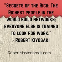 #richpeople #secrets #networking
