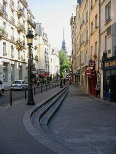 rue Frédéric-Sauton - Paris 5ème