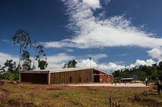6 Community Architecture Projects in the Peruvian Jungle,Santa Elena Secondary School. Image © Marta Maccaglia