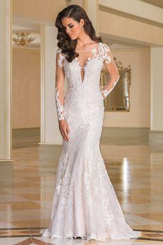 8870 justin alexander bridal gown
