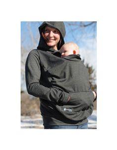 Peekaru Hoodie - Like your favorite hoodie, made for two.