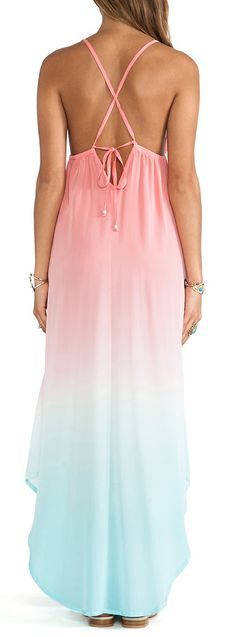 Cotton Candy Ombre Maxi