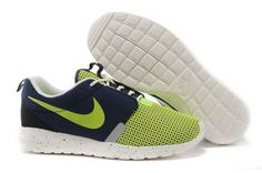 new arrival a8777 d2c24 Mens Running Shoes Nike Roshe Run Nm Br Online Outlet Green