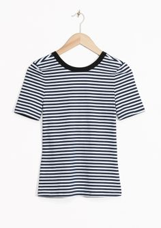 & Other Stories | Striped Top