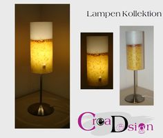 Bierlampe von CreaDesign via dawanda.com