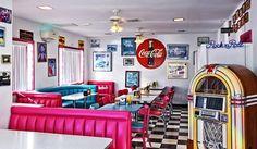 1950's - 1960's Cafe'