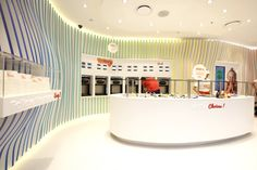 Retail Design | Store Interiors | Shop Design | Visual Merchandising | Retail Store Interior Design | Yo Story frozen yoghurt store by ORO design, Sydney – Australia