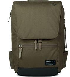 Khaki/Black Blazing Life Backpack . BLC