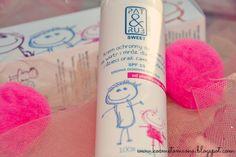 Kosmetyki dla malucha z naturalnym składem. Krem na odparzenia pieluszkowe i krem do twarzy na niepogodę. Test mamy i córki