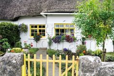 Thatched Cottage, Adare Village, County Limerick, Ireland - we loved Adare, Adare Manor was amazing.