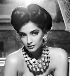 Sonam Kapoor for NOTCH magazine