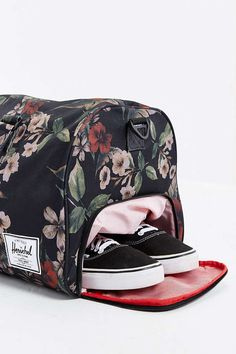 Herschel Supply Co. Hawaiian Novel Weekender Duffel Bag - Urban Outfitters