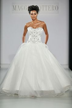 Maggie Sottero Runway Show, Fall 2013 - Wedding Dresses and Fashion Ideas