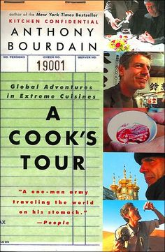 PDF Free A Cook's Tour, Global Adventures in Extreme Cuisines, Author : Anthony Bourdain Books To Read, My Books, Cook Books, Life Changing Books, Free Pdf Books, Free Reading, Reading Time, Date, Book Lists
