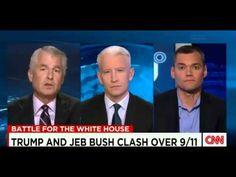 Donald Trump on AC360 Anderson Cooper, Jeb Bush, Joe Biden will run LIVE