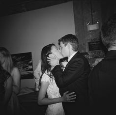 Photography: Charlotte Jenks Lewis Photography - charlottejenkslewis.com Wedding Planner: A Trendy Wedding - atrendywedding.com Venue: Longview Gallery - www.longviewgallerydc.com/   Read More on SMP: http://www.stylemepretty.com/2016/01/06/modern-elegant-urban-art-gallery-wedding/