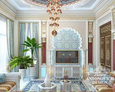Красивые интерьеры домов - Элитный дизайн интерьера в Нур-Султан - Антонович Дизайн Home Room Design, Living Room Designs, House Design, Design Design, Design Trends, Design Ideas, Moroccan Design, Moroccan Decor, Arabian Decor