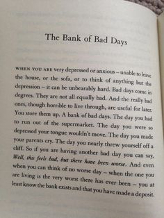 Matt Haig (Reasons to Stay Alive)