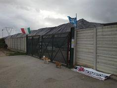 Biocidio Tour, Terra dei Fuochi. Giugliano, Campania