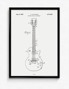 Guitar Electric - Available at www.bomedo.com