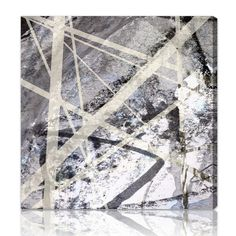 Found it at AllModern - Oliver Gal Rien Graphic Art on Wrapped Canvas Canvas Wall Decor, Canvas Art Prints, Fine Art Prints, Oliver Gal, Painting Frames, Painting Prints, Paintings, Thing 1, Contemporary Wall Art