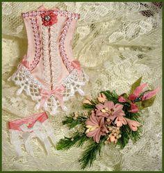 Corsets - Simply Silk Miniatures