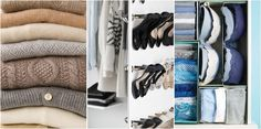 Cómo organizar un armario de ropa en 6 pasos