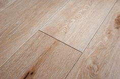 Emperor Engineered White Washed Oak Wood Flooring 189mm SAMPLE