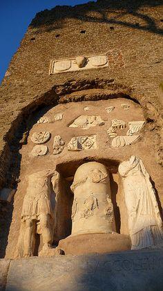 Along the Appian Way - Appia Antica, Rome, province of Rome Lazio