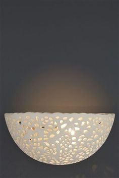 Cut Out Ceramic Wall Light from the Next UK online shop