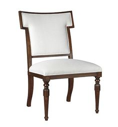 Eva Side Chair from the Alexa Hampton® collection by Hickory Chair Furniture Co.