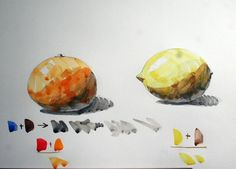 2번째 이미지 Art For Kids, Watercolor Art, Colorful Art, Drawings, Painting, Drawing Games, Projects To Try, Art, Color