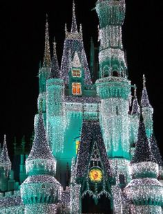 I love Disney, best time of year to go. We go almost every christmas