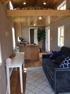 The Westport on the Tiny House Marketplace.