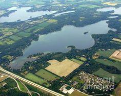 Pine Lake, Waukesha County