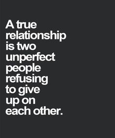 Never Give Up On Each Other – #quotes_about_love #love #love_quotes