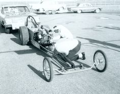 Texas Yankee D/Dragster
