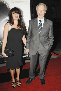 Clint Eastwood and Wife Dina Eastwood: Separated! Actor Clint Eastwood, Couple Presents, New Gossip, Hollywood Icons, Celebs, Celebrities, Breakup, Deadpool, Movies