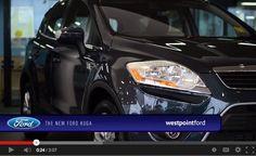 Live Drive Love » Westpoint presents 2013 Ford Kuga