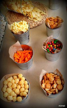 Corner de Snacks ....by www.mimel.es