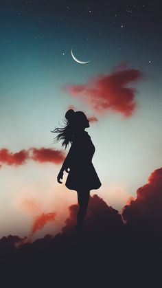 Floating Spirit Silhouette Photography Aesthetic Wallpapers Drowning Drown Drowning Water Un. Cute Wallpaper Backgrounds, Tumblr Wallpaper, Girl Wallpaper, Cute Wallpapers, Wallpaper Desktop, Beautiful Wallpaper For Phone, Pretty Wallpapers For Girls, Iphone Wallpapers, Aztec Wallpaper