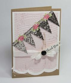 A2 Scallop Borders One and  Music M-Bossabilities by Spellbinders