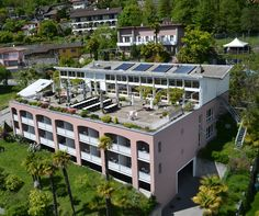 VCH-Hotel Casa Lumino, Locarno Monti, Lago Maggiore, Tessin / Ticino, Schweiz / Switzerland. www.vch.ch/lumino/